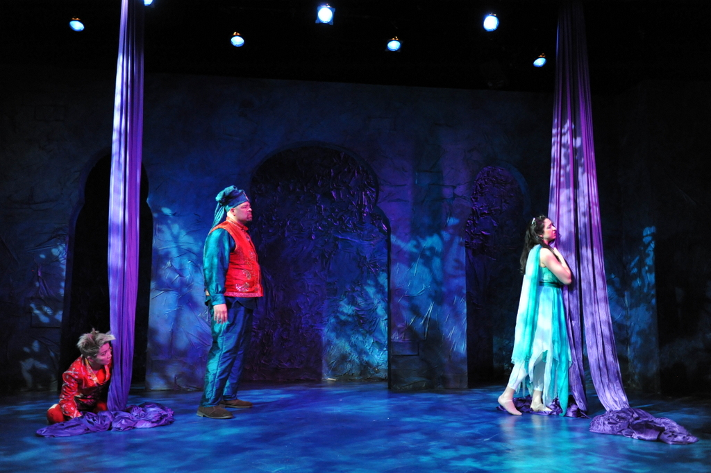A Midsummer Nights Dream Playshakespeare Review The Philadelphia